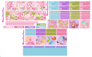 CUSTOM MONTH OPTION Monthly View Kit for the Erin Condren Life Planner