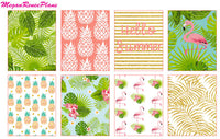 Flamingo Summer - FULL BOXES ONLY - MeganReneePlans