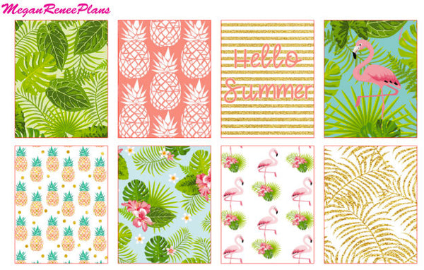 Flamingo Summer - FULL BOXES ONLY