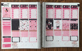 Happy Birthday Glam Weekly Kit for the Erin Condren Vertical Life Planner - MeganReneePlans
