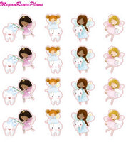Tooth Fairy Mini Sheet - MeganReneePlans