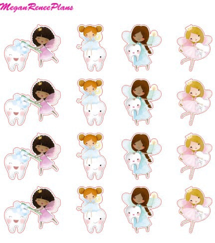Tooth Fairy Mini Sheet