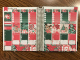 Reindeer Weekly Kit for the Classic Happy Planner - MeganReneePlans