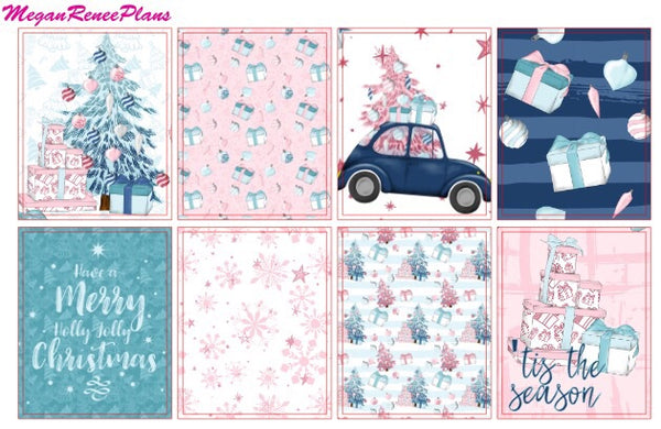 Pink Christmas - FULL BOXES ONLY - MeganReneePlans