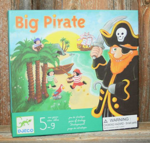 BIG PIRATE Board Game