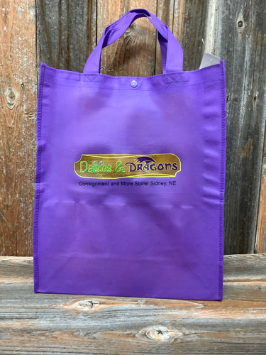 Daisies & Dragons  Purple Accessories