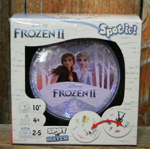 SPOT IT: FROZEN II