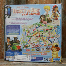 TICKET TO RIDE: EUROPE 1ST JOURNEY