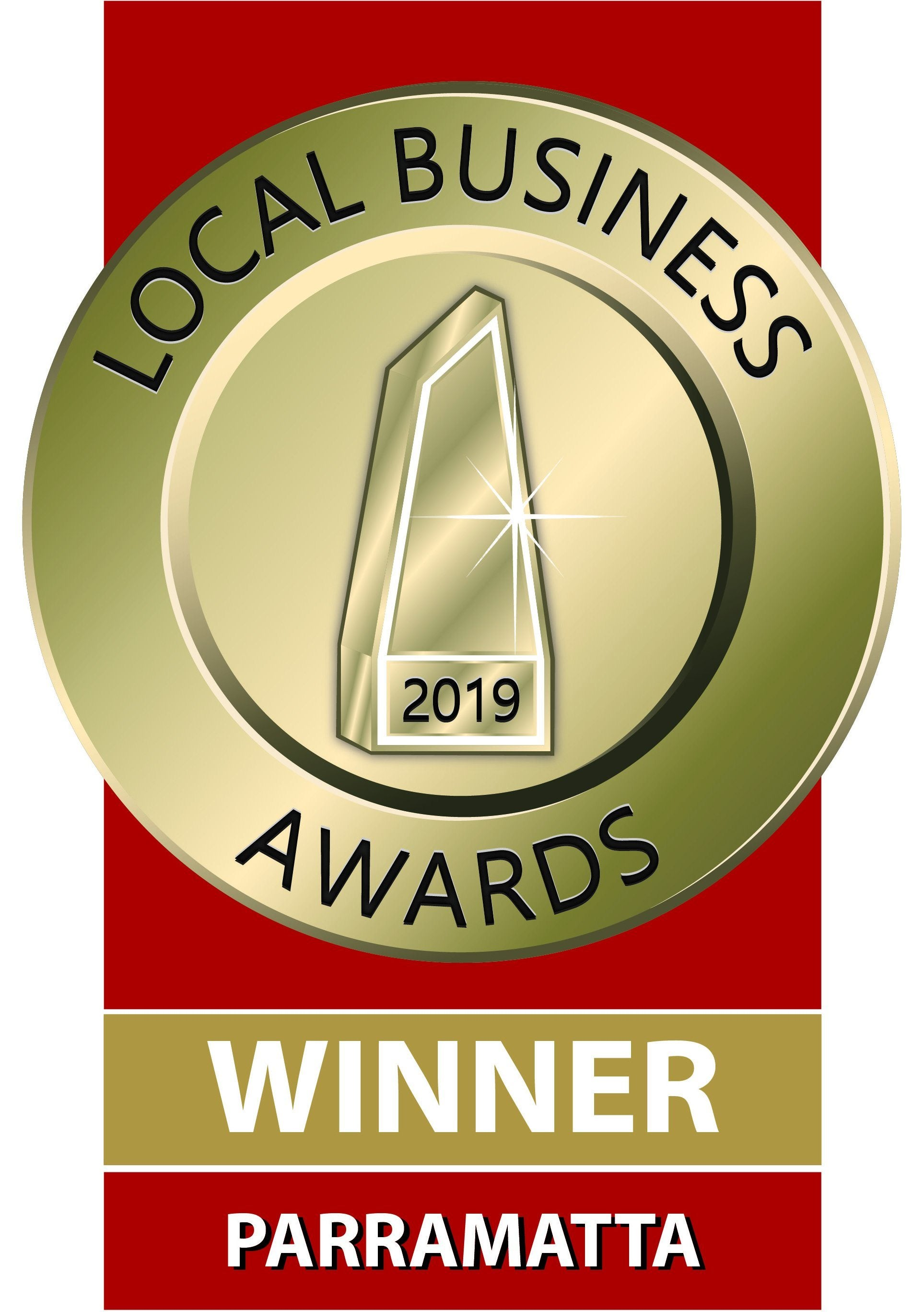 Winner of Local Business Awards 2019