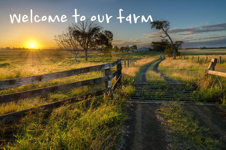 Win a Relaxing Farm Getaway!