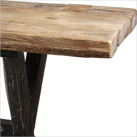 Console Table Reclaimed Wood Pub Or Kitchen Table