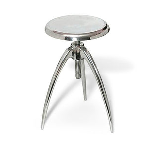 barstool with adjustable seat