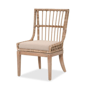 dining chair with fabric seat