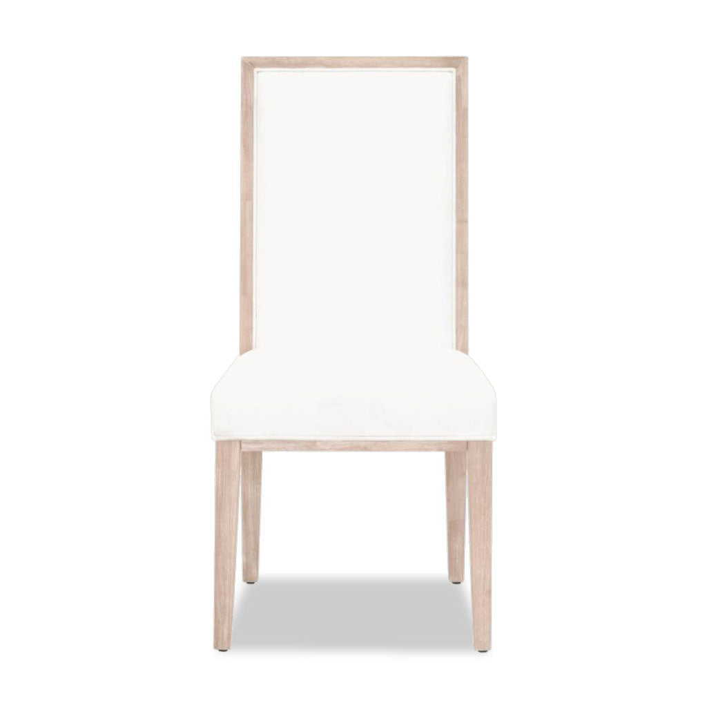 dining chair with upholstery