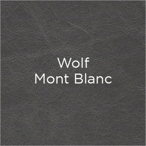 wolf mont blanc leather swatch