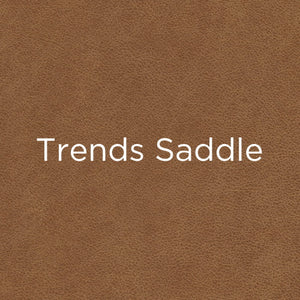 Trends Saddle leather swatch