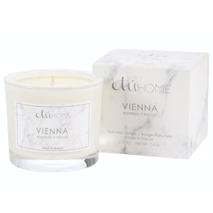 Vienna Espresso and Biscuit Candle