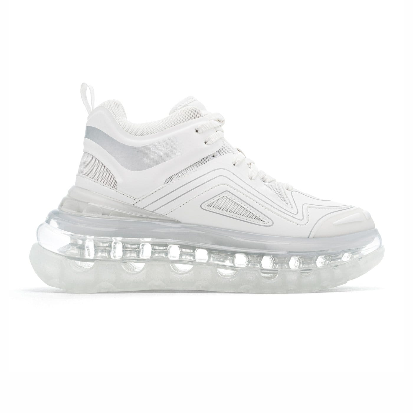 SHOES 53045 - BUMP'AIR - WHITE HT