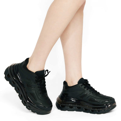 SHOES 53045 - Bump'air Black
