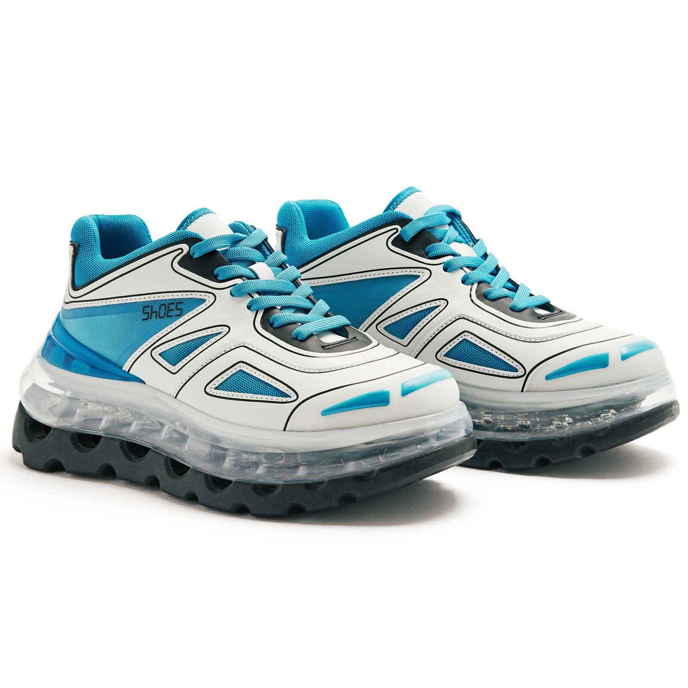 SHOES 53045 - Bump'air Ice