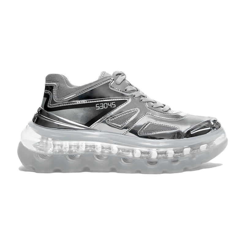 SHOES 53045 - Bump'air Silver