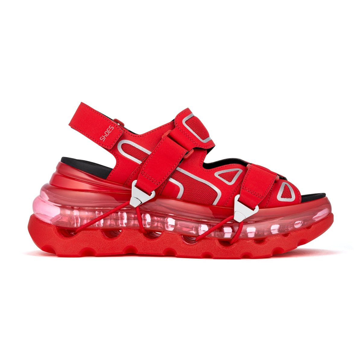 SHOES 53045 - SKYWALK'AIR - RED