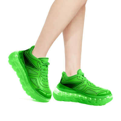 SHOES 53045 - Bump'Air Neon Green