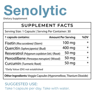 Senolytic