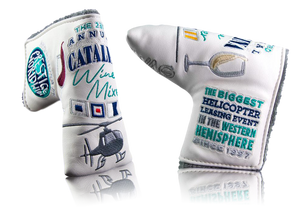 "Swag Golf ""Catalina Wine Mixer"" Headcover"