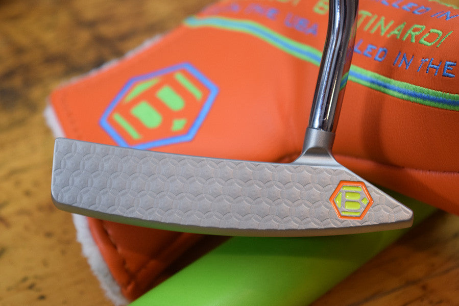 Bettinardi DASS SS9 Ported Sole