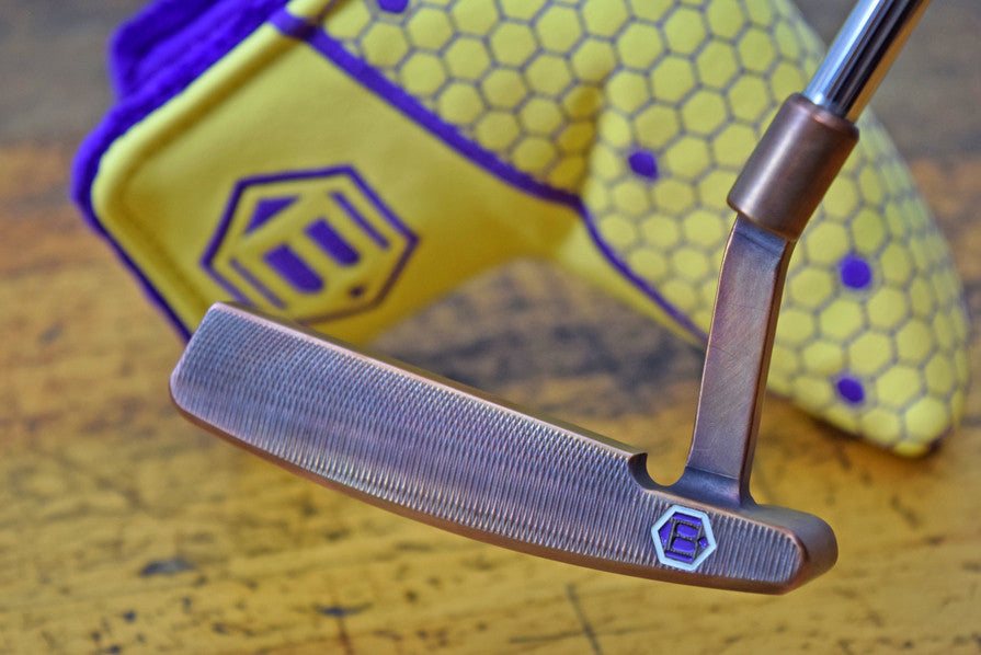 Bettinardi 110 Solid Copper Patina BB5