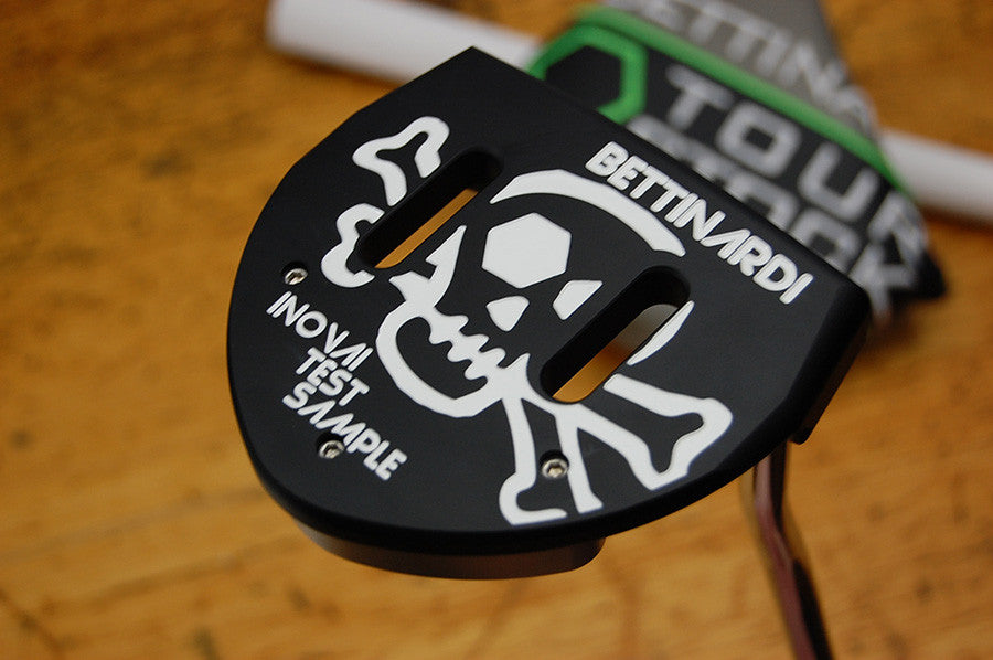 Bettinardi Test Sample Skull and Bones iNOVAi