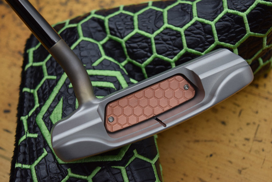 Bettinardi BB Zero Zombee Copper Back
