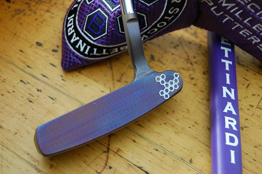 BB Zero Organic Honeycomb Bettinardi Tour Stock