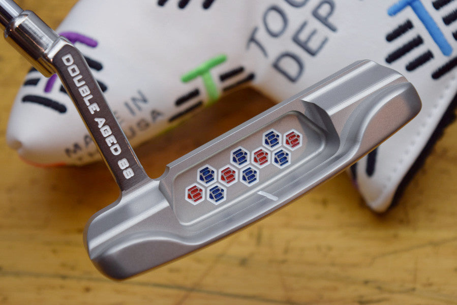 Bettinardi Tour BB Zero Double Aged SS