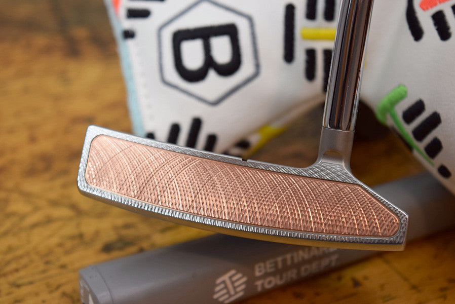 Bettinardi Hexperimental QB6 Tour 110Cu Insert
