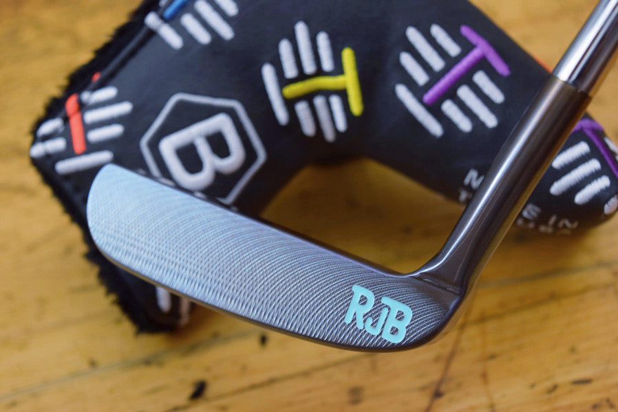 Bettinardi DASS BB2 Blue Flame SuperFly Milled