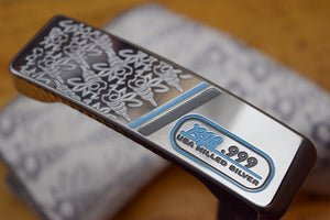Bettinardi .999 Pure Silver Insert BB Zero 3/4 DASS