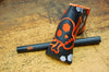 Safety Orange Skull & Bones BB Zero