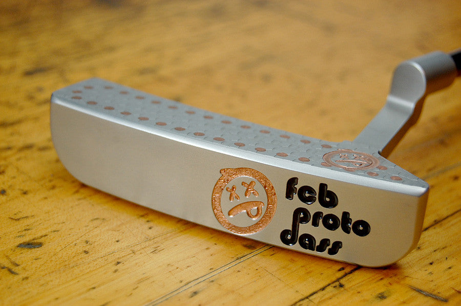 Bettinardi Fred Couples Dead Head Proto
