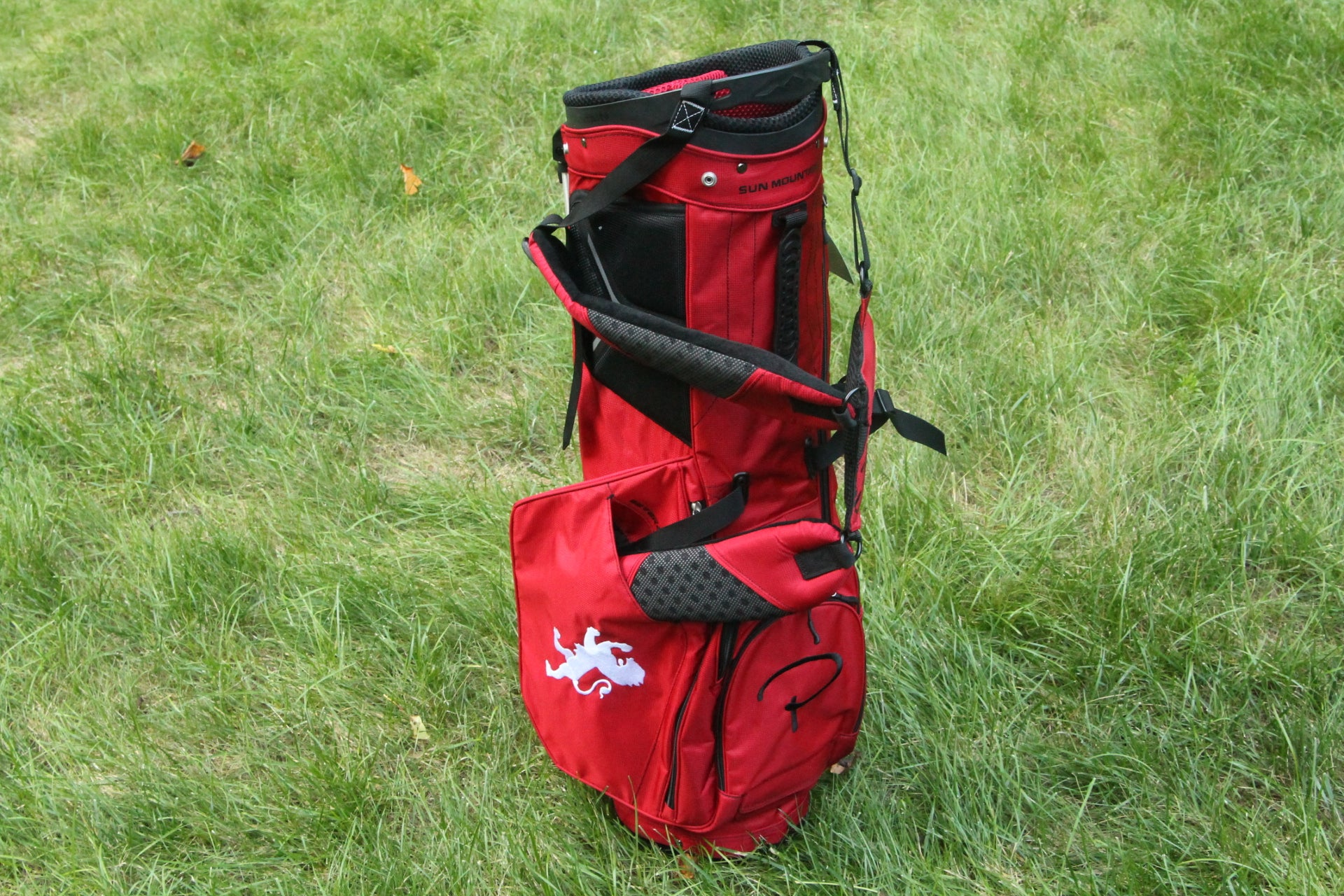 Vessel Miura Stand Golf Bag Tour Stock Putters