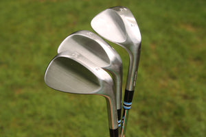 National Custom Works 52 56 & 60 Wedge Set