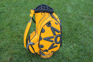 Scotty Cameron 7 Point Crown Staff Bag- Tour Bus Yellow