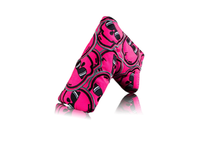 Swag Golf Pink Stacked Putter Headcover