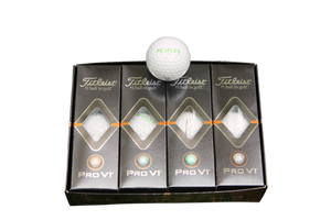 1 Dozen Peoples Golf Titleist Pro V Balls