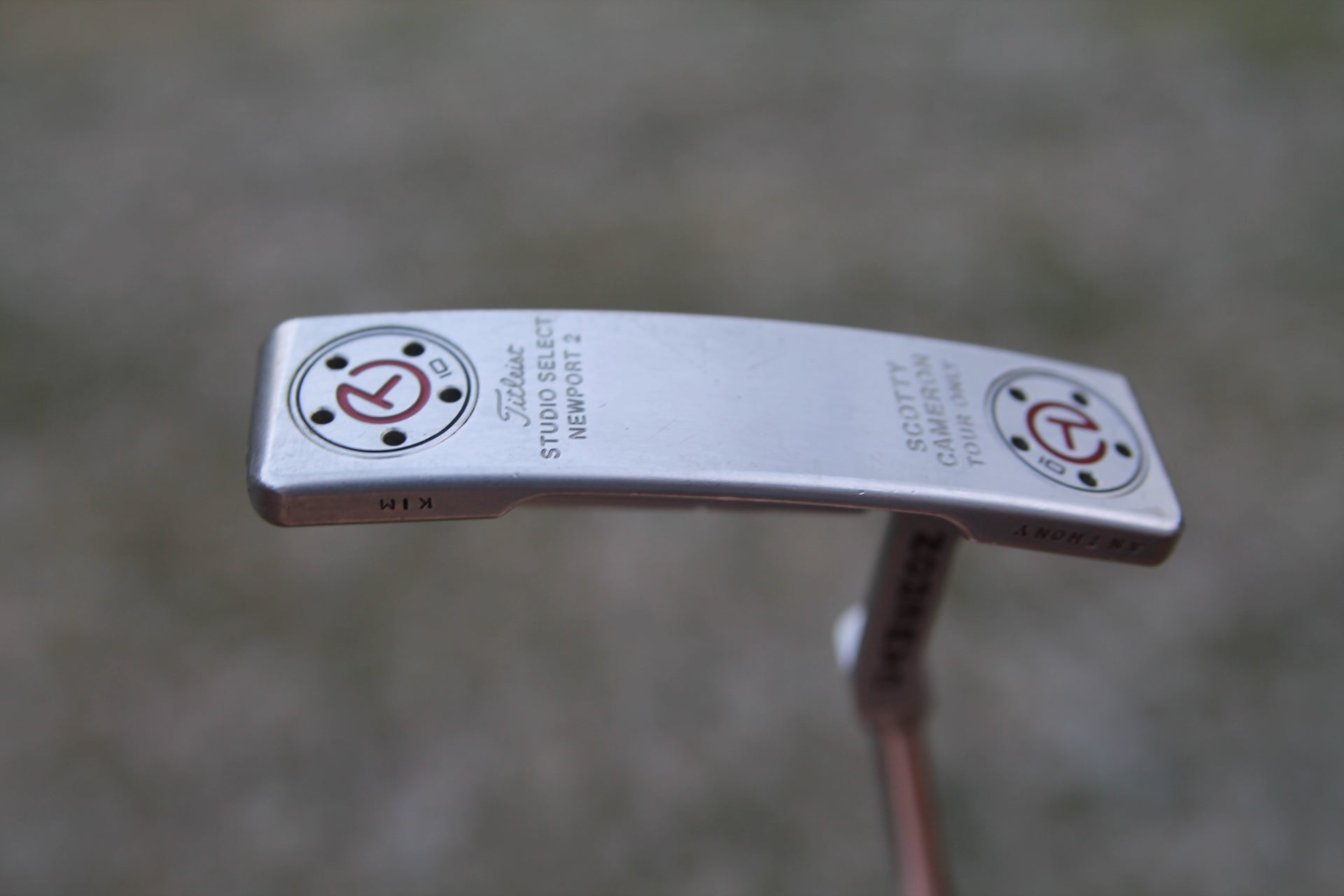 Scotty Cameron Circle T Newport 2 34 (Made for Anthony