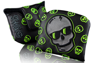 Swag Golf Stock Skull Mallet Headcover