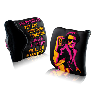 "Swag Golf ""Swaggy Harry"" Mallet Headcover"