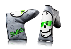 Swag Golf Silver and Ecto Headcover
