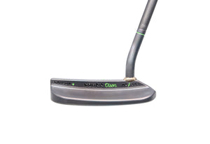 Olson Manufacturing Retro MuscleBack Left Hand Putter 35""